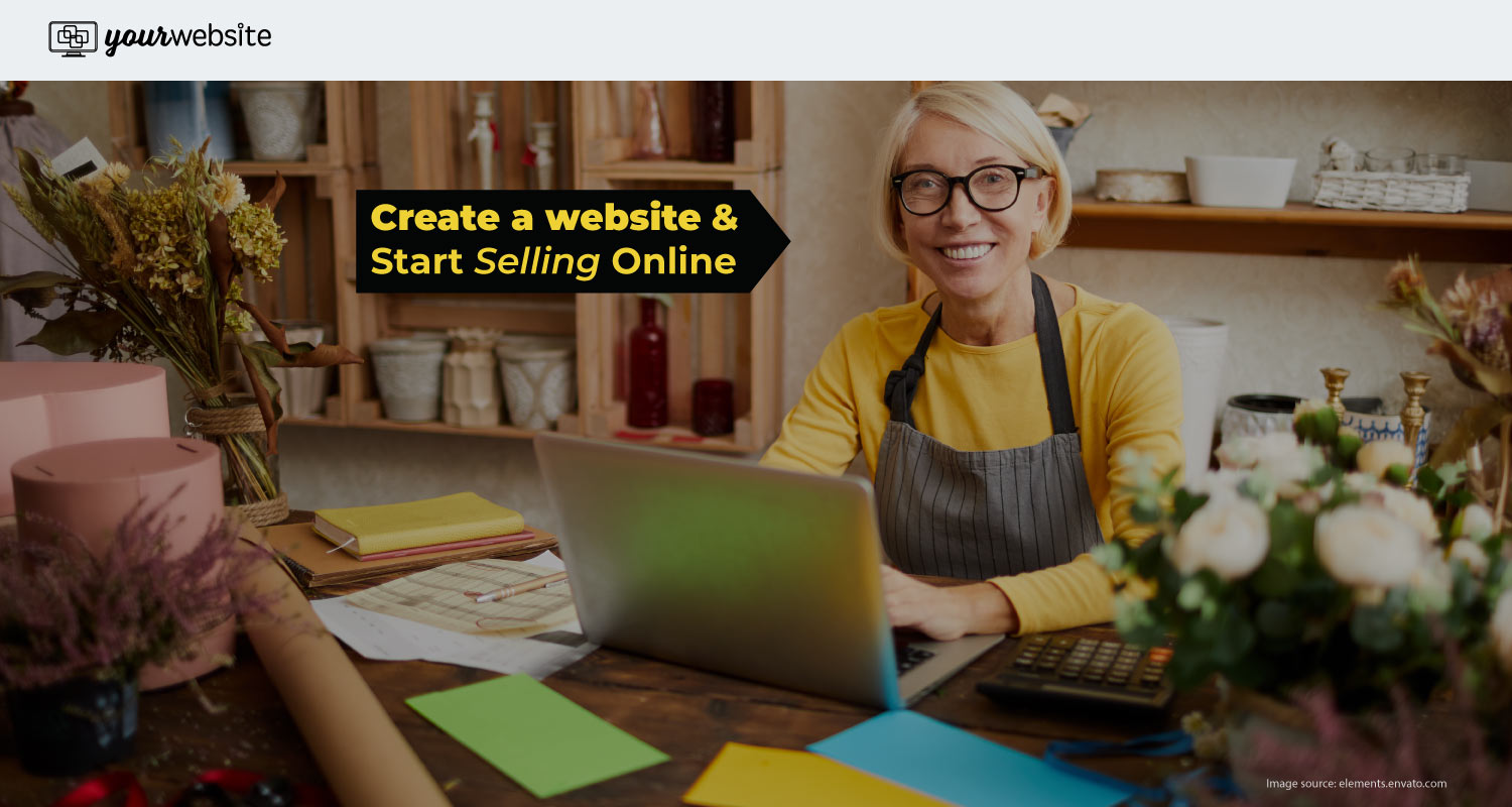Create a Website to Sell Things Online
