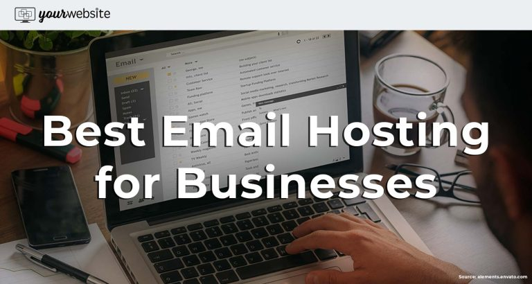 best email hosting for businesses