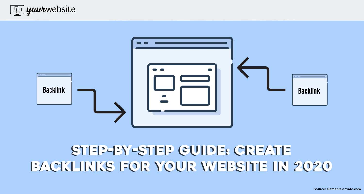 Create Backlinks for your website - A Complete Guide