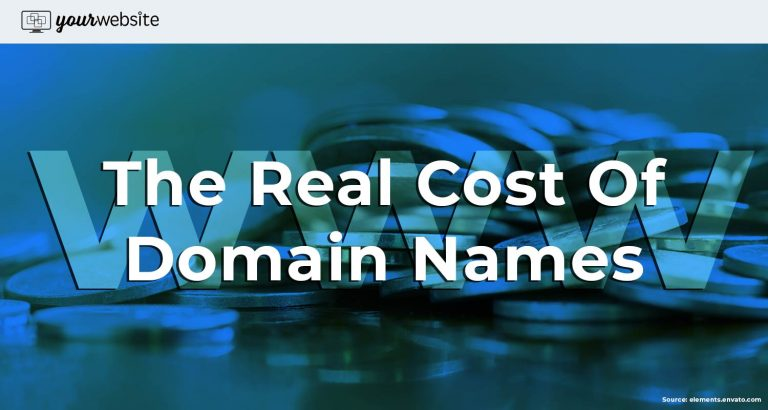 real cost of domains