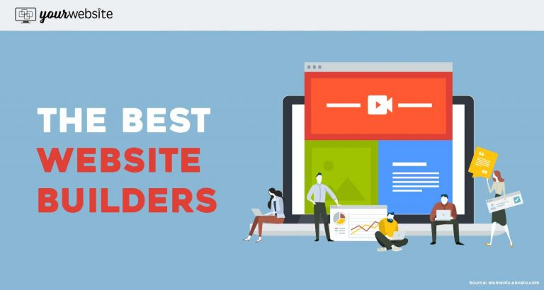 the best website builder features for 2020