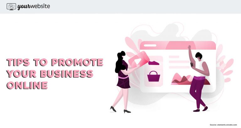 promote your business