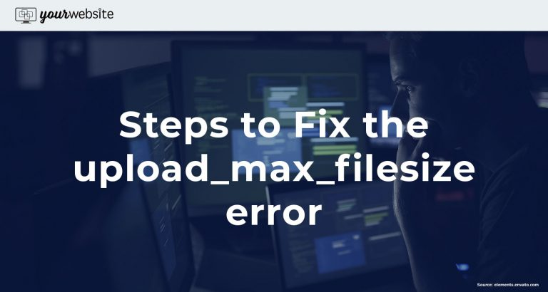 file size error
